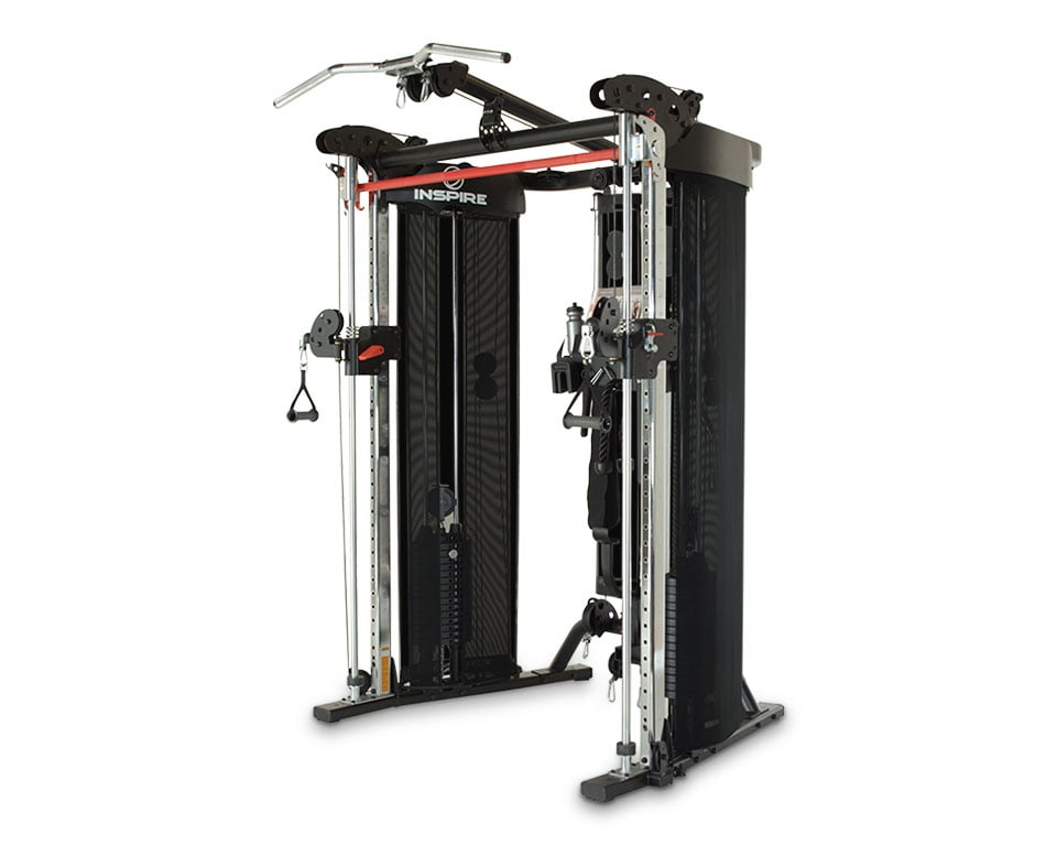 Complete Home Gym Fitness Equipment System