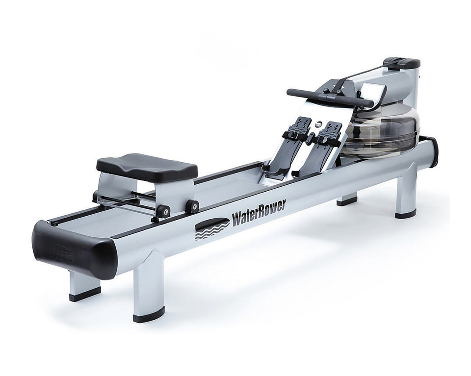 Rowing machine from WaterRower